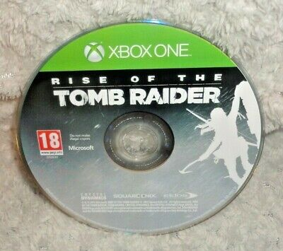 Rise Of The Tomb Raider XBOX One Game - Disc Only