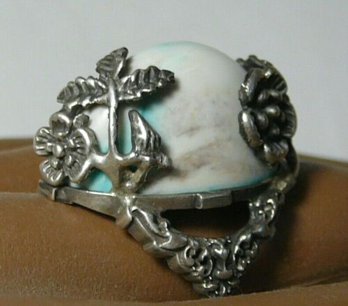 Ring Silver 84 Imperial Russian Moscow 1912