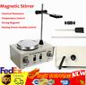 Digital Hot Plate Magnetic Stirrer Electric Heating Mixer Temperature Control