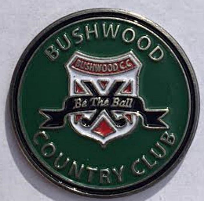 Caddyshack Bushwood CC Golf Ball Marker You