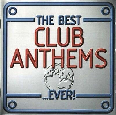 THE BEST CLUB ANTHEMS EVER various (2x CD, Compilation) House, Hip Hop,