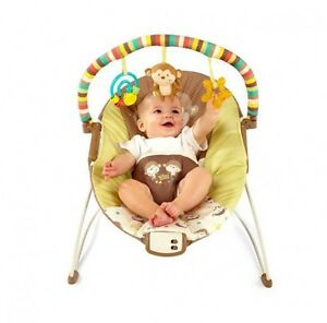 Bright Starts Little Monkey Business Bouncer chair