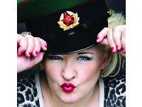 Abi Roberts: ANGLICHANKA (Part of Derby Comedy Festival)
