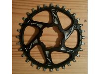 For sale is a Hope 32t chainring.
