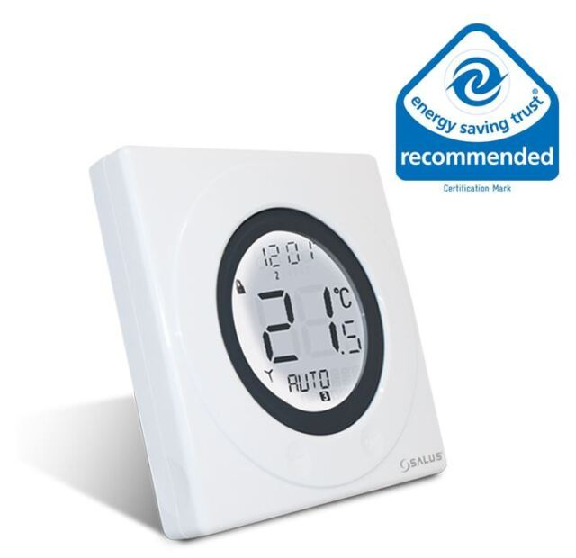 Salus ST620 S-Series Digital Programmable Thermostat Room Heating Control Stat