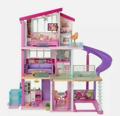 Barbie Dream House Playset 2020 Model Dreamhouse BRAND NEW IN BOX Fast Delivery