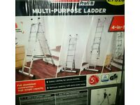 Profesional Ladder, brand new, quick sale