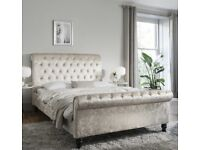 King Size Bed Frame (Brand New)