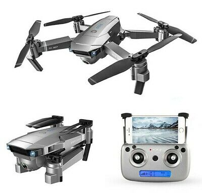 Foldable X50 Zoom 4K Quadcopter Large Lens 5G Wifi GPS SG907 Drone SHIP IN 24 HRS