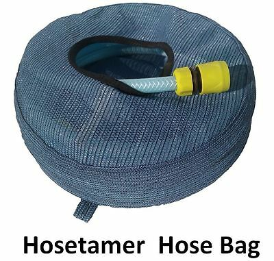 - New Hosetamer Water Hose Bag Caravan Camping RV Storage Regular Handy Holder