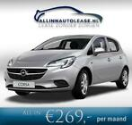 Private lease Opel Corsa 5 all-in en km-vrij vanaf € 269,-