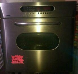 Zanussi Single Oven + 2 month warranty