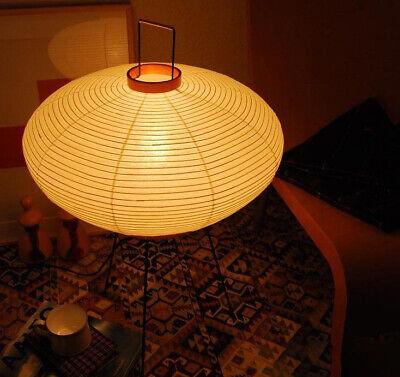 [EMS] Isamu Noguchi Akari 9A Lamp Stand Light Lantern Washi Japanese Handcraft