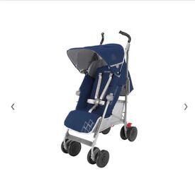 Techno xt New unboxed stroller