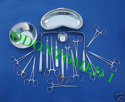Excision Set Surgical Instruments