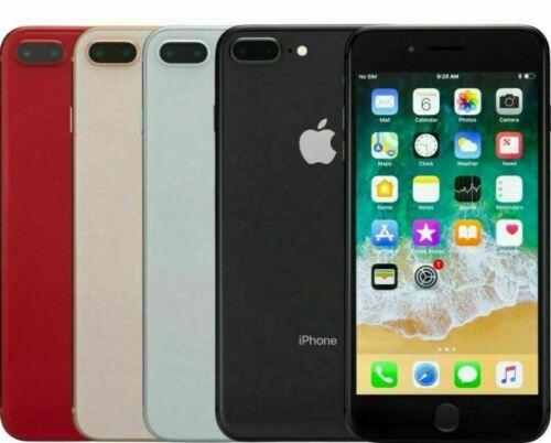 Apple iPhone 8 Plus 64 GB 256 GB Factory Unlocked Verizon T-Mobile ATT  📱  📱