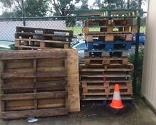 Pallets (Free Pick Up Only) North Parramatta Parramatta Area Preview