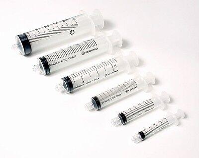 Single - 1 Cc Syringe - Luer Slip