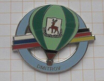 DMITROV .......................Ballon - Pin (172f)