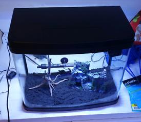 Panorama 40l fish tank - like new