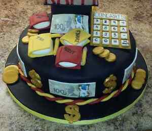 Deliziose themed cakes and baked products Oakville / Halton Region Toronto (GTA) image 3