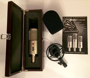 Audio Projects B1 Condenser Microphone
