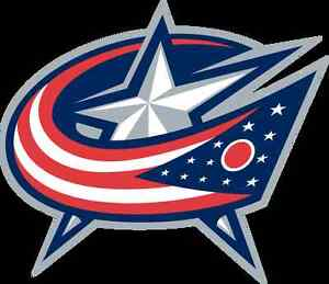 BLUE JACKETS @ OILERS - GROUPS - HARD COPY - CLUB ACCESS