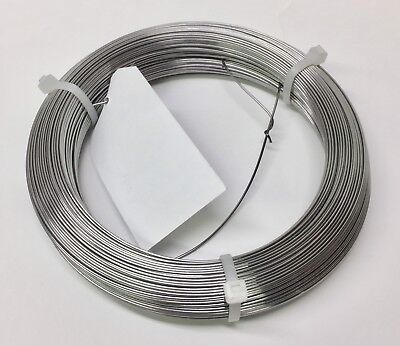 One Pound Coil Piano Music Wire/String choose size/gauge (12 thru 22) -