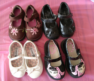 Size 5 and 5.5 Toddler Shoes