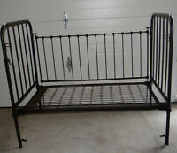 Antique Crib / Day Bed