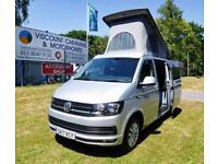 2017 Volkswagen FREESTYLE ELEVATING ROOF 4 BERTH CAMPER CONVERSION, HIGHLINE T6,