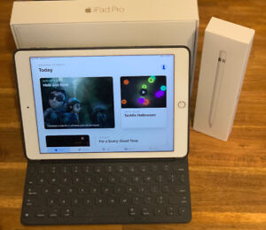 iPad Pro 9.7 gold 256 GB LTE Cellular Smart Keyboard Apple store