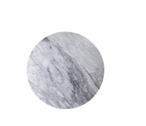 Tulip Dining Table Marble Top- Round - TOP ONLY