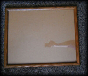 Vintage PICTURE FRAME with Glass (((((( FOR SALE ))))))