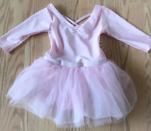 **GIRLS PINK DANCE TUTU FOR SALE-SIZE 2-4**