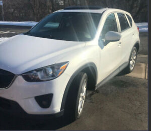 Mazda CX-5 GT 2013 4 cylindre