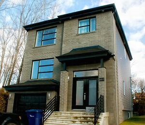 Magnificent semi-detached  and single-family home for sale