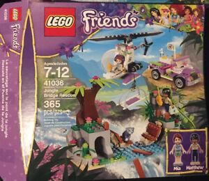 Lego Friends Collection Rescue Jungle