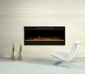 Dimplex BLF50 Synergy Wall Mount Electric Fireplace