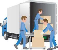 Chauffeur déménageur /aide-déménageur