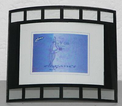 Film Streifen Bilderrahmen Glas 13 x 9 cm  Bilderrahmen Filmstreifen
