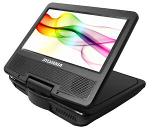 SYLVANIA PORTABLE DVD PLAYER SALE FROM $29.99 & UP** NO TAX**