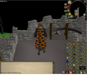 Selling Oldschool Runescape Accounts - Both Infernal capes