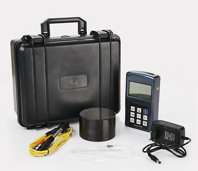 Portable Leeb Hardness Tester Metal Steel Hardness Meter With Calibration Block