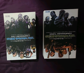 Walking Compendiums (2 & 3) (Pickup Only)