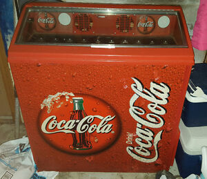 Coca-Cola Cooler - Holds Pop or Beer !! Kawartha Lakes Peterborough Area image 1