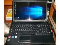 Laptop Toshiba Satellite C650D-12J System