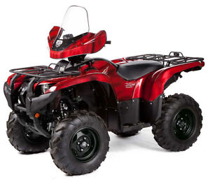 2015 Grizzley 550