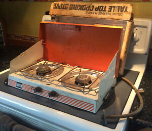 Burner propane poêle camping deluxe table top cooking stove