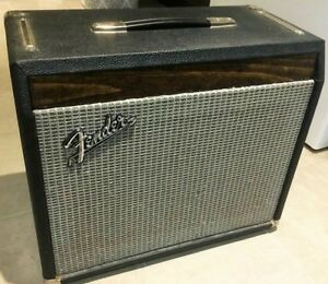 * On hold, pending pickup * Fender Combo Amp Cabinet